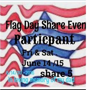 Share Events and Groups